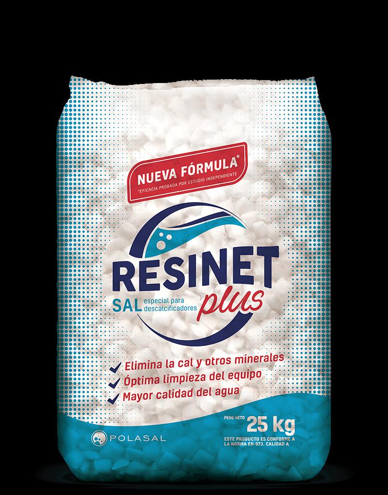 Saco 25kg Resinetplus