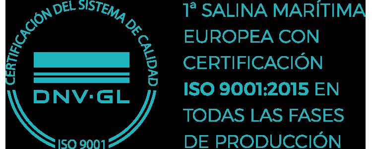 Icono certificado calidad